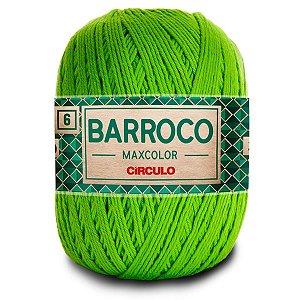 Barbante Barroco Maxcolor 400g Circulo N6 Cor Hortaliças 5239