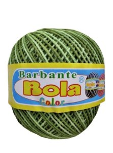 Barbante 350m Bola Color Abacate/Oliva