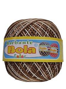 Barbante 350m Bola Color Café/Marrom