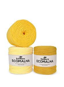 Fio de Malha EcoMalha 140m Tons de Amarelo