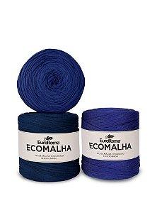 Fio de Malha EcoMalha 140m Tons de Azul Forte