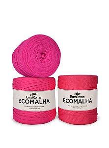 Fio de Malha EcoMalha 140m Tons de Pink