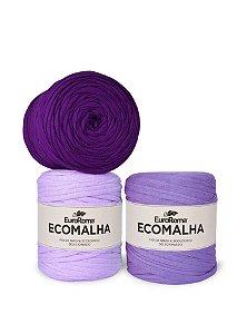 Fio de Malha EcoMalha 140m Tons de Violeta