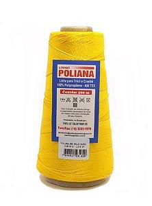 Linha Poliana 500m - Amarelo Ouro