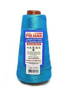 Linha Poliana 500m - Azul Piscina