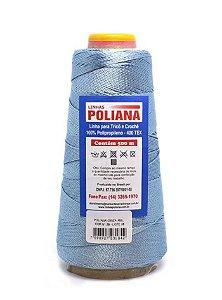Linha Poliana 500m - Cinza Anil