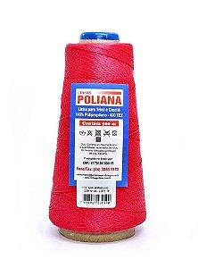 Linha Poliana 500m - Vermelho