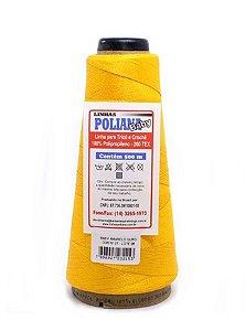 Linha Poliana Baby 500m - Amarelo Ouro