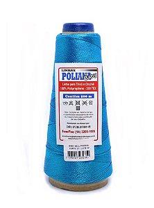 Linha Poliana Baby 500m - Azul Piscina