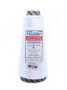 Linha Poliana Baby 500m - Branco