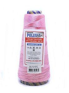 Linha Poliana Baby 500m - Rosa Bebê