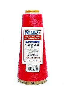 Linha Poliana Baby 500m - Vermelho