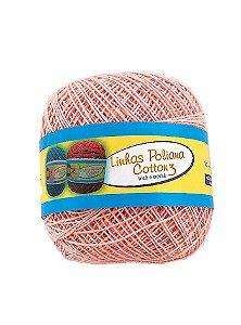 Linha Poliana Cotton 350m - Salmão