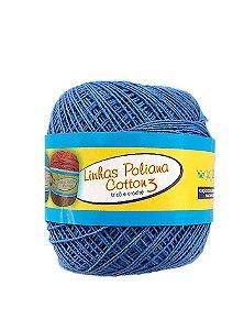 Linha Poliana Cotton 350m - Azul Índigo
