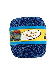 Linha Poliana Cotton 350m - Azul Royal