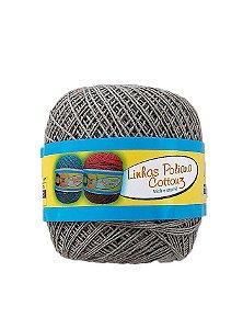 Linha Poliana Cotton 350m - Cinza Claro