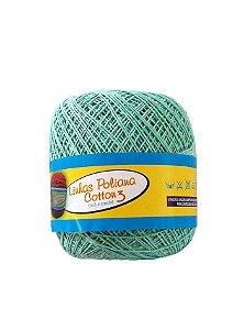 Linha Poliana Cotton 350m - Verde Bebê