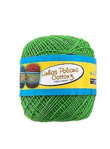 Linha Poliana Cotton 350m - Verde Abacate