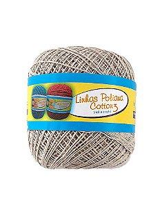 Linha Poliana Cotton 350m - Bege