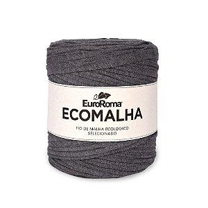 Kit Fio de Malha EcoMalha 80 metros Tons de Cinza Escuro com 5 unidades