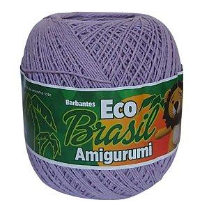 Linha Amigurumi EcoBrasil Lilás 150g