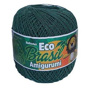 Linha Amigurumi EcoBrasil Verde Musgo 150g