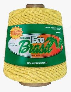 Barbante EcoBrasil  Amarelo 600g – 512 metros