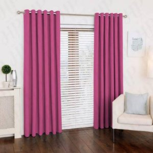 Cortina de Oxford 1,50x1,80m Pink