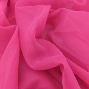 Tecido Voil Liso Rosa Pink 3,00x1,00m