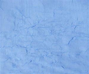 Voil Amassado Azul Bebê- Largura 2,70mts