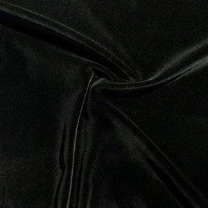 Veludo Sintetico Preto