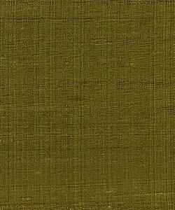 Seda 100% Pura 1,47x1,00m Verde Musgo