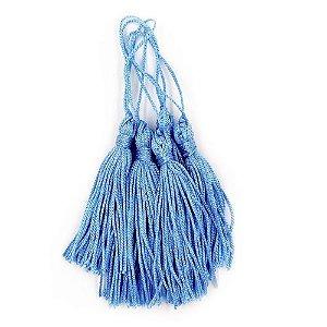 Pingente Tassel Mini Azul