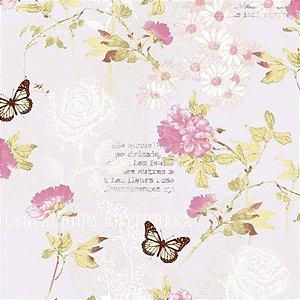 Papel de Parede- Pearl Halley  PR8333