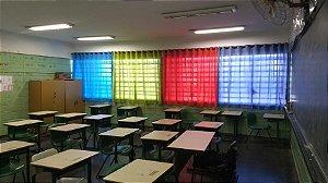 Cortina para Escolas