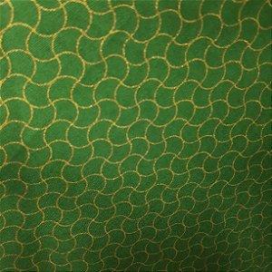 Tricoline Verde Escamada