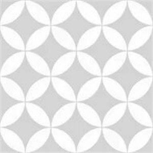 Papel De Parede Vinílico Cubic - Cinza - CU87410