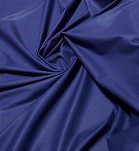 Tricoline Liso Azul Escuro