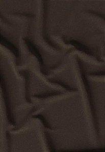 Tricoline marrom liso