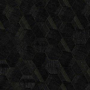 Papel de Parede Preto Geométrico Lamborghini Z44801