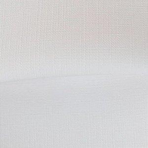 Sintético Courvim Para Estofado Itajai -01 Branco Largura 1,40m - ITA-01