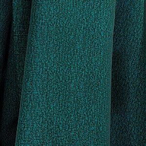 Tecido Para Sofá e Estofado Jacquad Impermeabilizado Panama 144 Liso Preto Tifanny - Largura 1,40m - PN-144