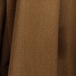 Tecido Para Sofá e Estofado Jacquad Impermeabilizado Panama 120 Liso Ferrugem - Largura 1,40m - PN-120