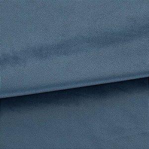 Tecido Para Sofá e Estofado Veludo Inca Azul - 06 - INC-06