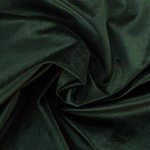 Tecido Para Sofá e Estofado Veludo Inca Verde - 11 - INC-11