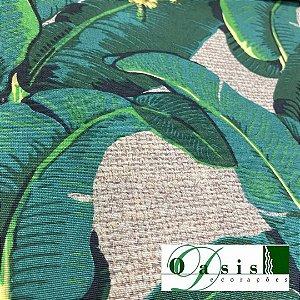 Tecido Impermeável Acquablock Cachos 1,40x1,00m área externa estofados decoração