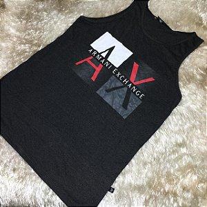 Kit 05 Regata Camisa Camiseta Masculina Cavada Diversas Cores - Atacado -  R  24 23cd1418821