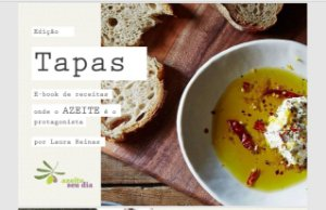 Apostila virtual de receitas - Tapas (aperitivos espanhóis)