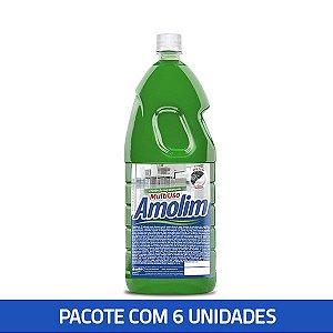 Multi-uso Amolim 2 Lts Pacote C/6 Unid