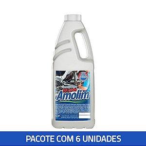 Desengraxante Solupan Amolim 2lts Pacote C/6 Unid.